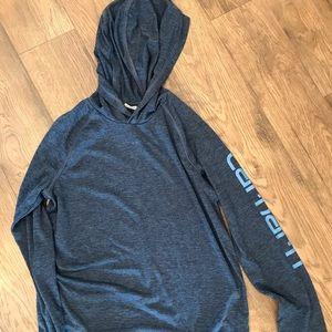 Men's xxlarge carhartt hooded shirt!